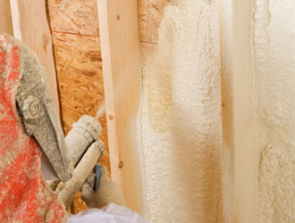 foam insulation benefits for Texas homes